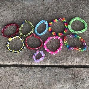 Jewelry - 10 pack of bracelets!